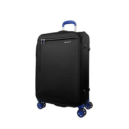 Brand > Verage Verage Aurora 19In Expandable Small 4 Wheel Spinner - Luggage CityVerage Black