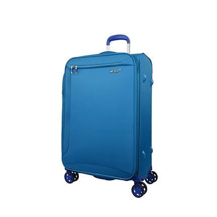 Brand > Verage Verage Aurora 19In Expandable Small 4 Wheel Spinner - Luggage CityVerage Blue