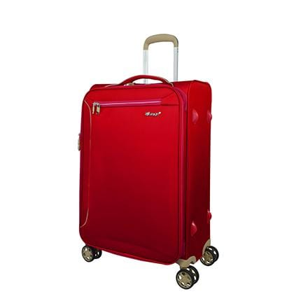 Brand > Verage Verage Aurora 19In Expandable Small 4 Wheel Spinner - Luggage CityVerage Red