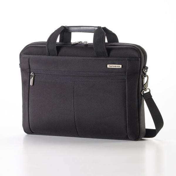 Brand > Samsonite Samsonite Classic 2 15.6In Laptop Shuttle - Luggage CitySamsonite Black