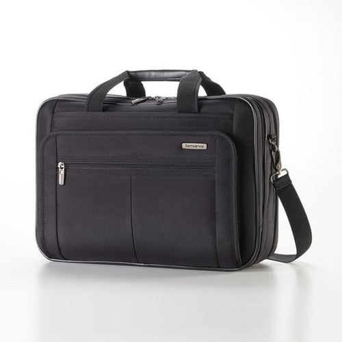 Samsonite Classic 3 Gusset Tsa Briefcase - Luggage City