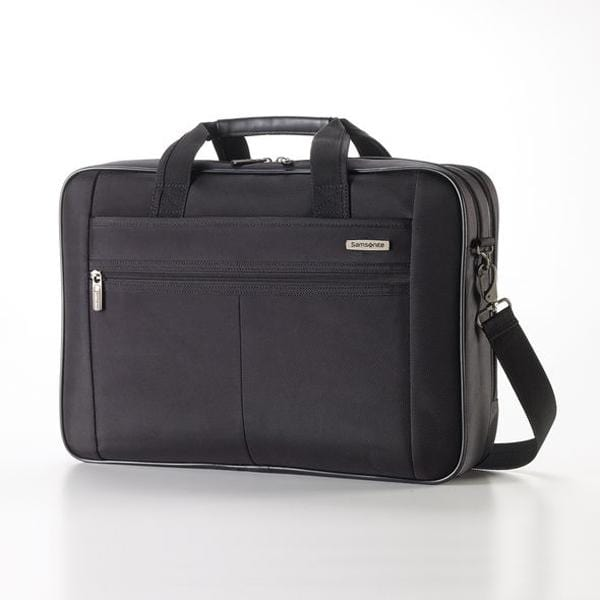 Samsonite Classic 2 Two Gusset Briefcase W/ RFID