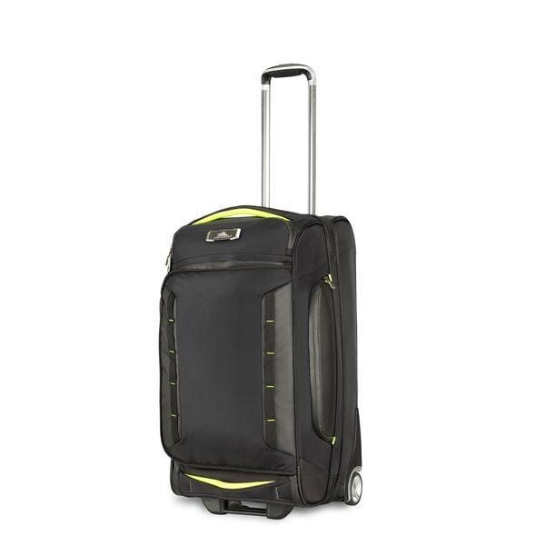Brand > High Sierra High Sierra At8 26In Wheeled Duffel Upright Conv. Backpack - Luggage CityHigh Sierra