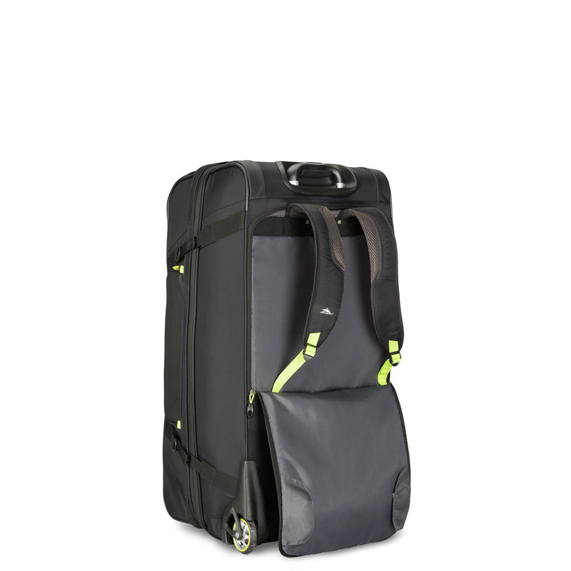 "Luggage > Softside Luggage > Two-wheel Upright High Sierra AT8 32"" Wheeled Duffle Upright - Luggage CityHigh Sierra"