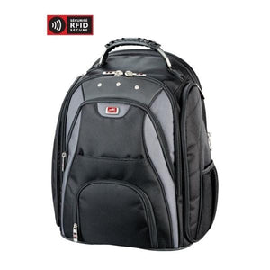 Mancini Backpack for Laptop and Tablet