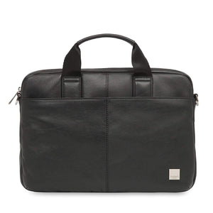Knomo Henderson Leather Slim Briefcase