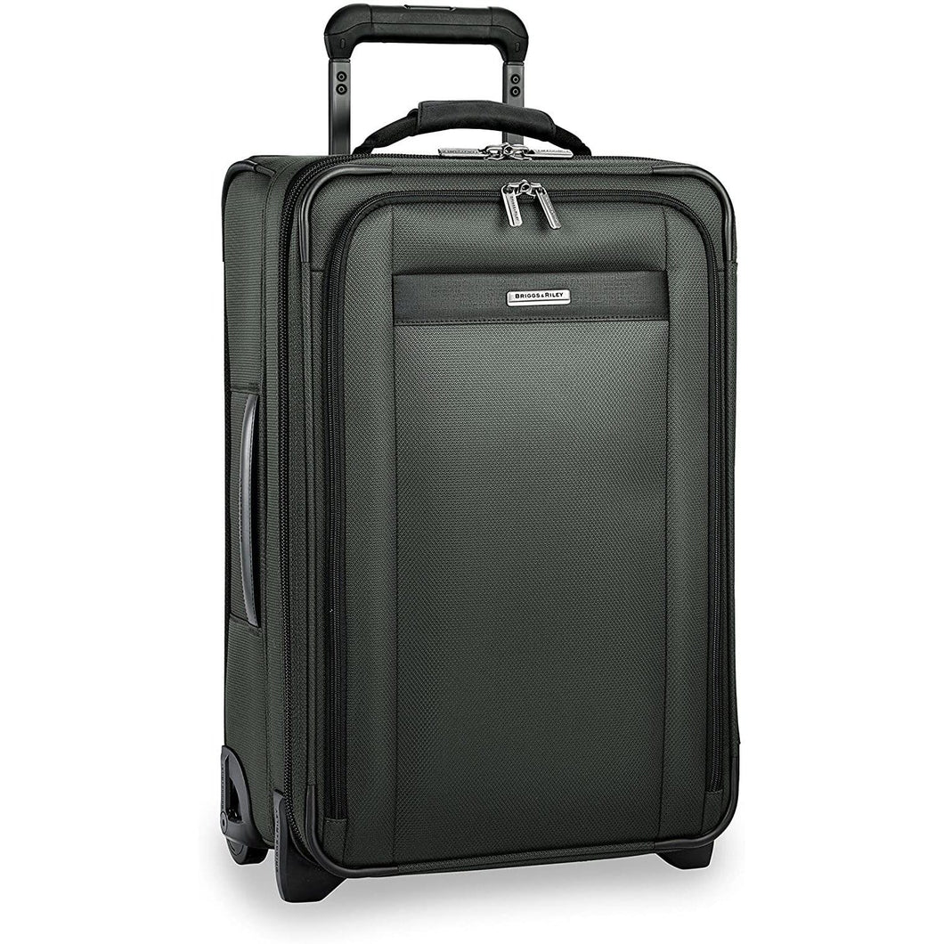 Briggs & Riley Transcend Tall Carry-On Zip Expandable Upright - Luggage City