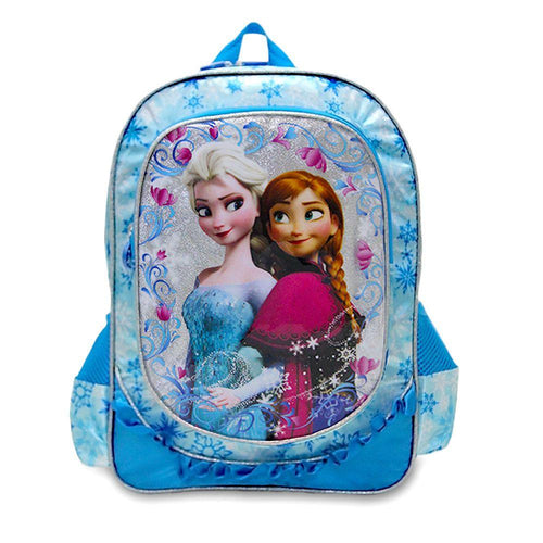Disney Frozen Girls' Deluxe Backpack