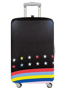 23In-26In Luggage Cover - Stars And Stripes - Luggage City
