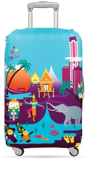 Accessories 23In-26In Luggage Cover - Thailand - Luggage CityLOQI
