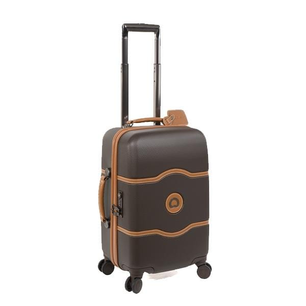 Delsey Chatelet Plus Carry-On Spinner - Luggage City