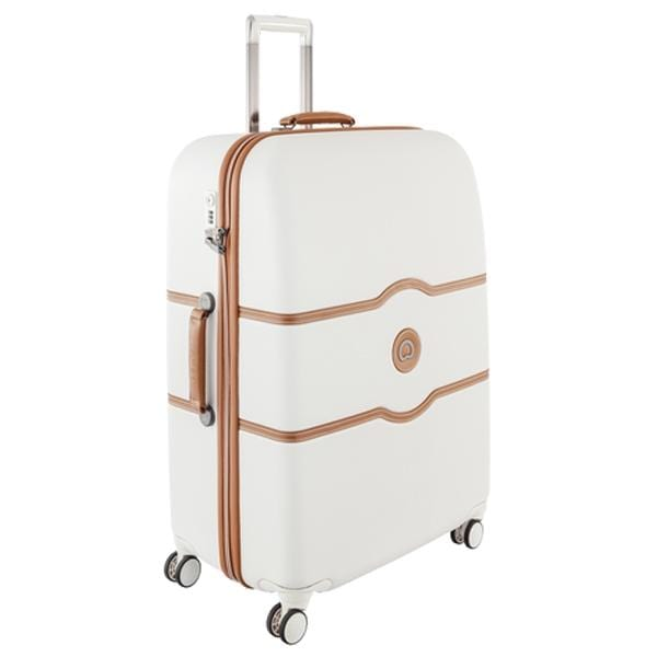Brand > Delsey Delsey Chatelet Plus 25In Spinner - Luggage CityDelsey Champagne