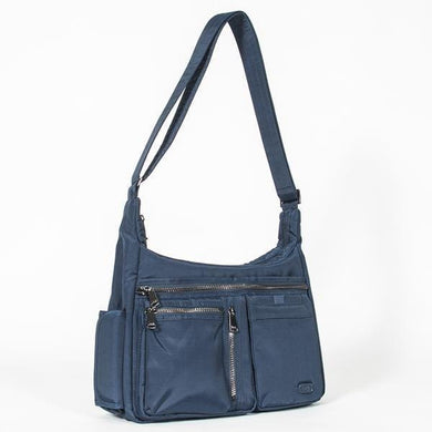 Lug Double Dutch Cross-body Messenger