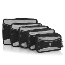 Heys Ecotex 5 Pc Packing Cube Set™ With Front Zippered Pocket