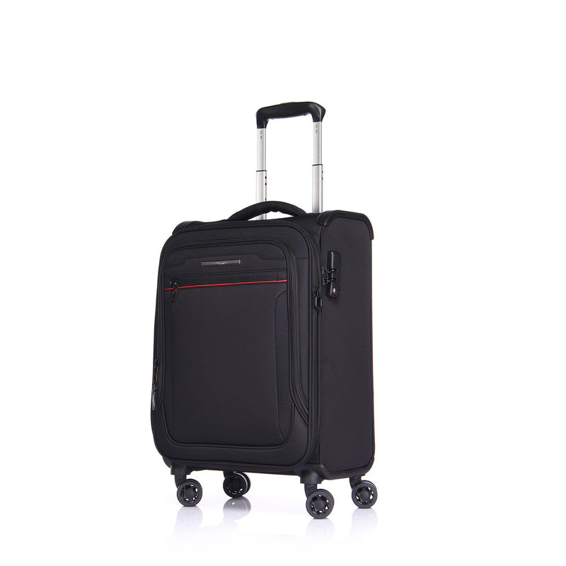 Verage Toledo 19 Inch Carry On 4 Wheel Spinner Luggage - Luggage City