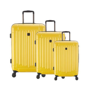 Trochi Hermit 3-Pcs Set - Luggage City
