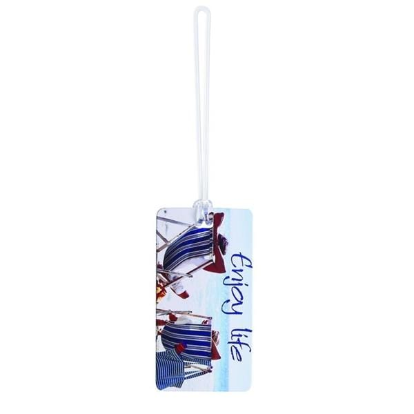 Lewis N Clark Luggage Tag Enjoy Life