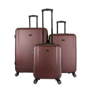 Trochi Lux-Pro 3-Pcs Luggage Set - Luggage City