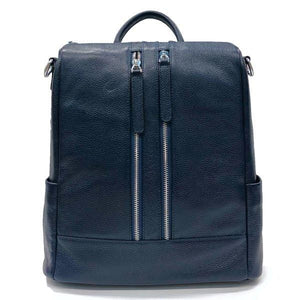 Fashion Leather Backpack - Luggage City