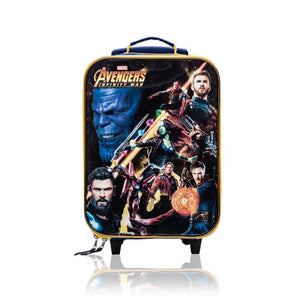 Marvel Avengers Soft Trolley - Luggage City