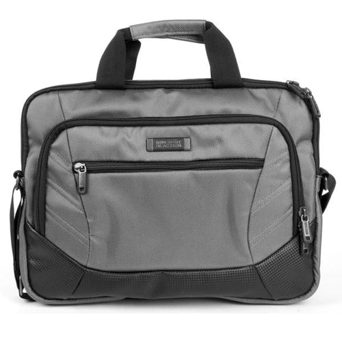 Kenneth Cole Slim Double Gusset Top Zip 15.6in Computer Case