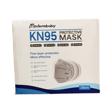 Modernbaby KN95 Protective Face Masks 20pcs - Luggage City
