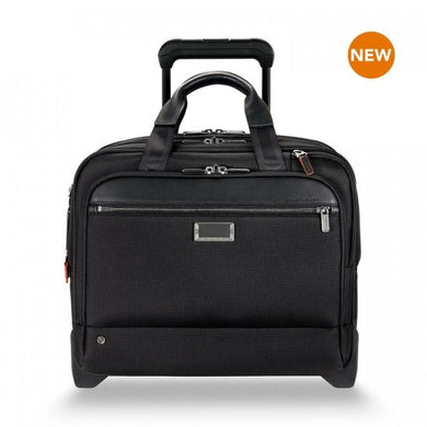 Briggs & Riley @Work Medium 2-Wheel Expandable Brief