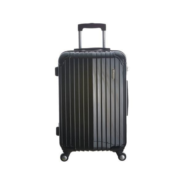 "Luggage Trochi Knight 28"" Large Spinner - Luggage CityTrochi Black"