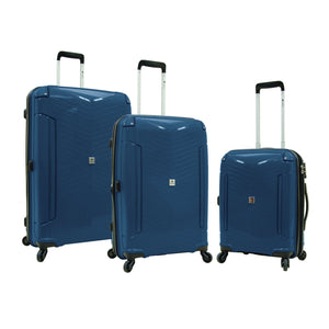Samboro Venture Expandable Hardside Spinner 3 Pieces Set - Luggage City