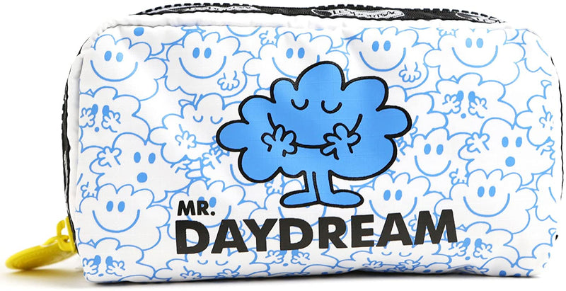 Brand > LeSportsac LeSportsac Rectangular Cosmetic Premium | Limited Edition Collaboration with Mr Men Little Miss - Mr. Daydream - Luggage CityLeSportsac G266-Mr.Daydream