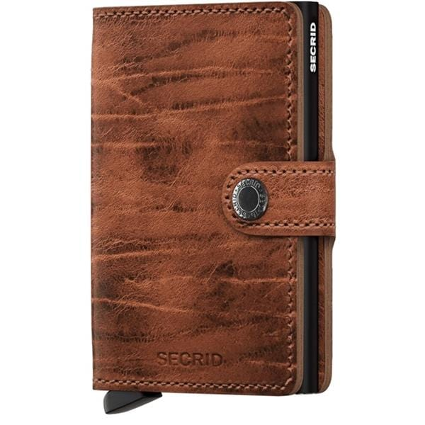 Accessories Secrid Rfid Miniwallet Dutch Martin - Luggage CitySecrid Whiskey