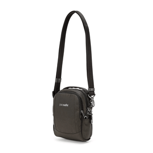 Metrosafe LS100 ECONYL® Anti-Theft Crossbody Bag - Luggage City