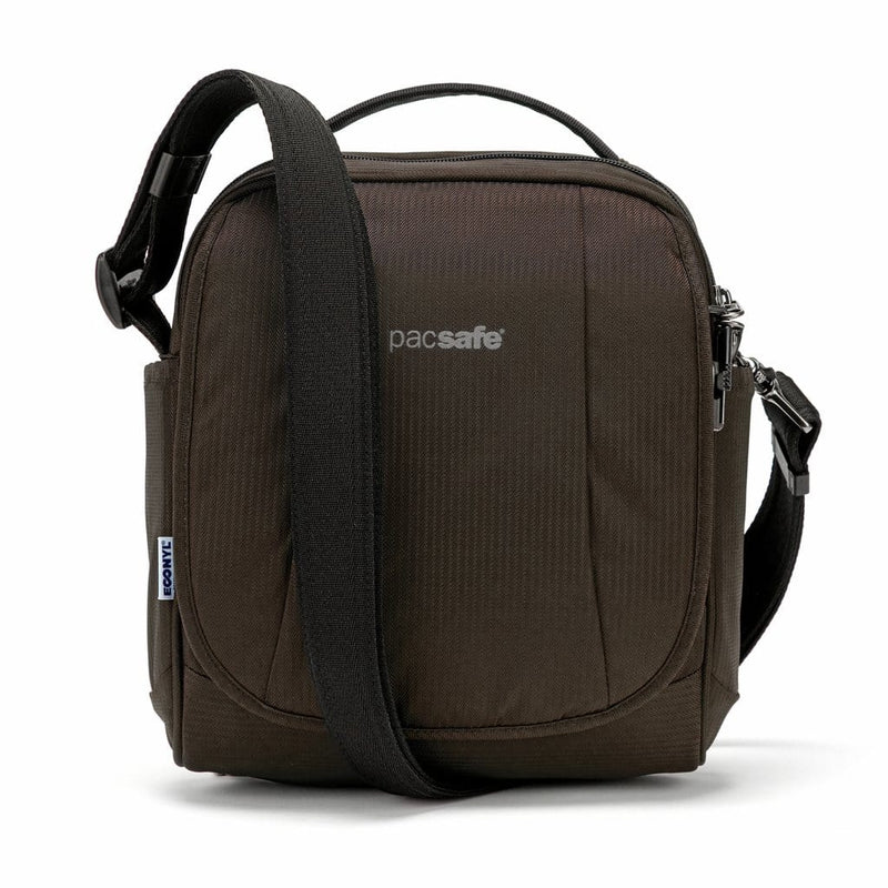 Metrosafe LS200 ECONYL® Anti-Theft Crossbody Bag - Luggage City