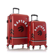 "Nba Luggage 21"" & 26"" 2Pc. Set- Toronto Raptors - Luggage City"