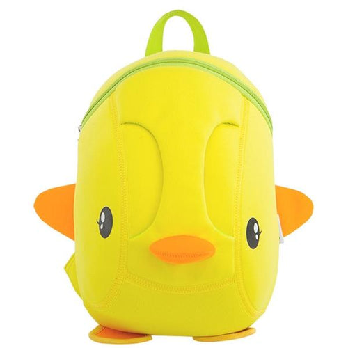 Nohoo Kids Baby Chick Waterproof Backpack