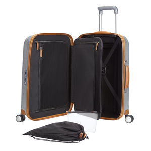Samsonite Black Label Lite-Cube Dlx Spinner Carry-On