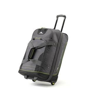 "HIGH SIERRA BREAK-OUT 26"" WHEELED DUFFLE UPRIGHT"