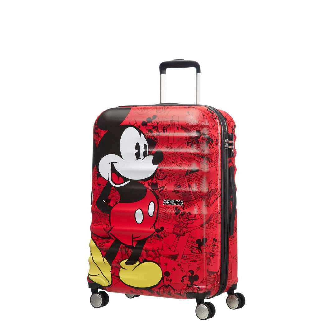 American Tourister Wavebreaker-Disney Spinner Medium