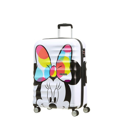 American Tourister Wavebreaker-Disney Spinner Medium - Luggage City