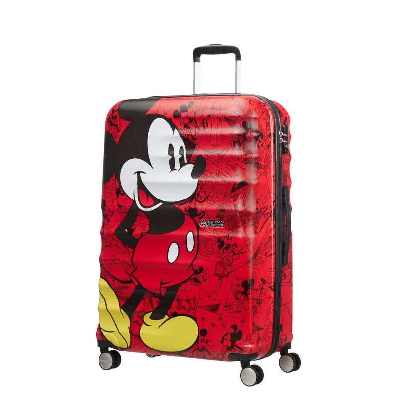 Luggage > Hardside Luggage American Tourister Wavebreaker-Disney Spinner Large - Luggage CityAmerican Tourister