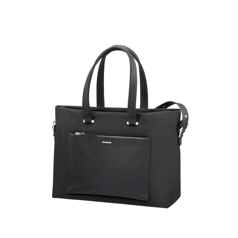 handbag Samsonite Zalia Shopping Bag 15.6 - Luggage CitySamsonite Black