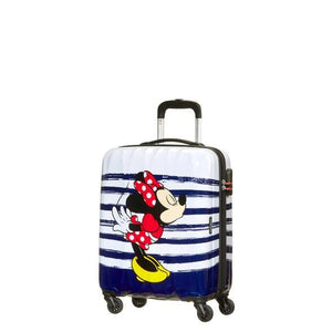 AMERICAN TOURISTER DISNEY LEGENDS SPINNER CARRY-ON (MINNIE)