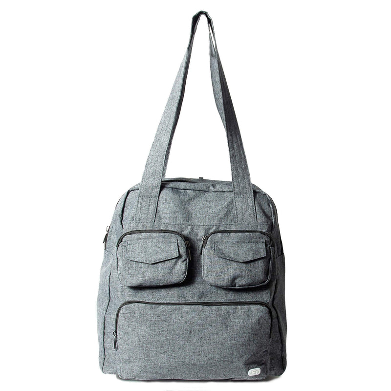 Brand > Lug Lug Puddle Jumper Packable - Luggage CityLuggage City Heather Grey