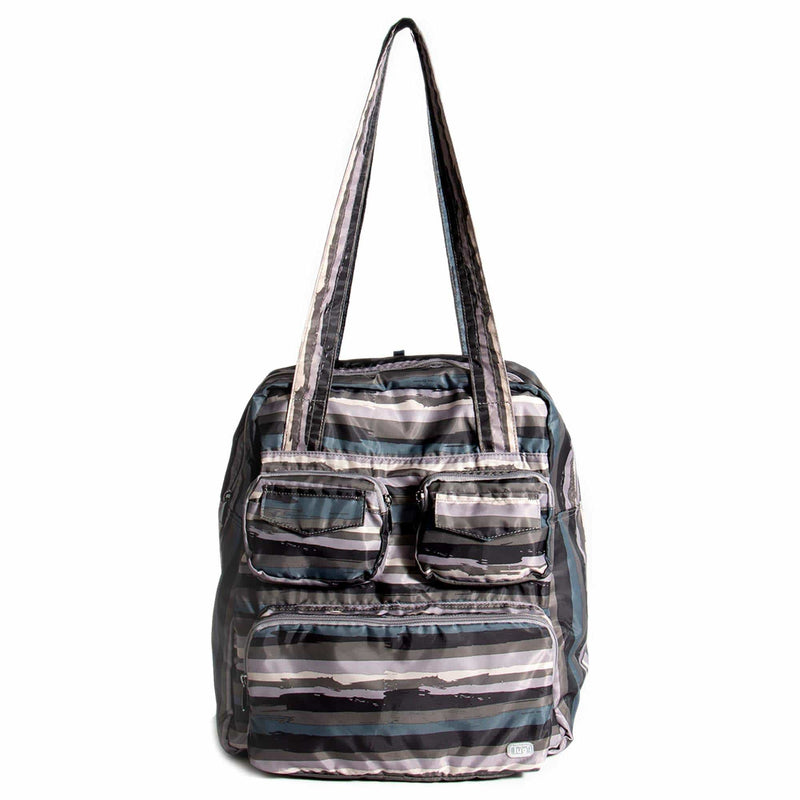 Brand > Lug Lug Puddle Jumper Packable - Luggage CityLuggage City Painted Pearl