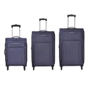Renwick 3 Piece Spinner Expandable Luggage Set