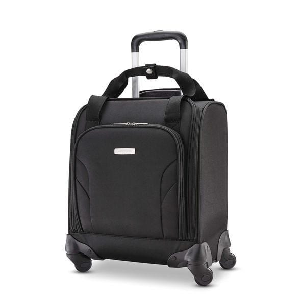 Business & Tech Samsonite Mobile Office Spinner Underseater With Usb Port - Luggage CitySamsonite Black