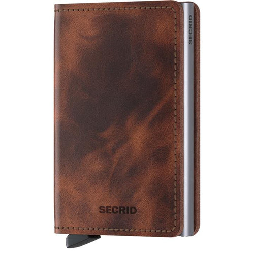 Secrid Rfid Slimwallet Vintage - Luggage City