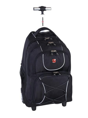 Swiss Gear Wheeled Laptop Backpack