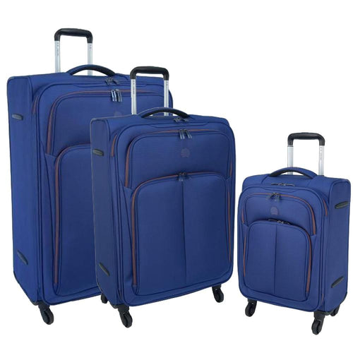 Delsey Super lite 2.0 3-Pcs Set