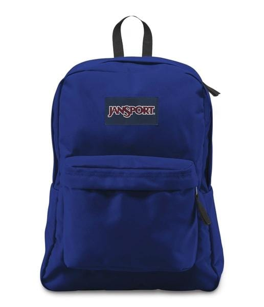 Jansport SuperBreak Backpack - 3N7-Regal Blue